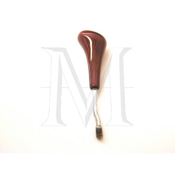 ZEBRANO WOOD SHIFT KNOB